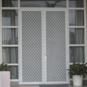 Pintu Anti Nyamuk Bengkel Las Bintaro Tangerang Selatan Jasa